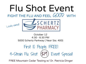 flu-shot-event-5000-sp-yard-sign